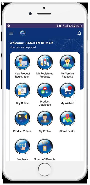 Lloyd Mobile App Service