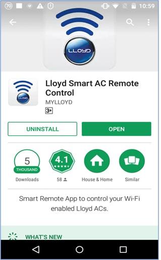 WiFi Smart AC