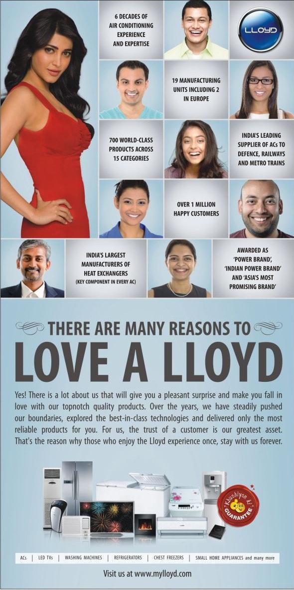 Lloyd Corporate Ad
