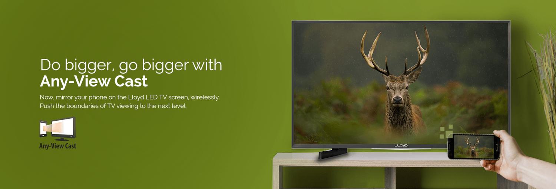 Buy Latest Lloyd L39FN2S 98cm HD LED TV - LLOYD