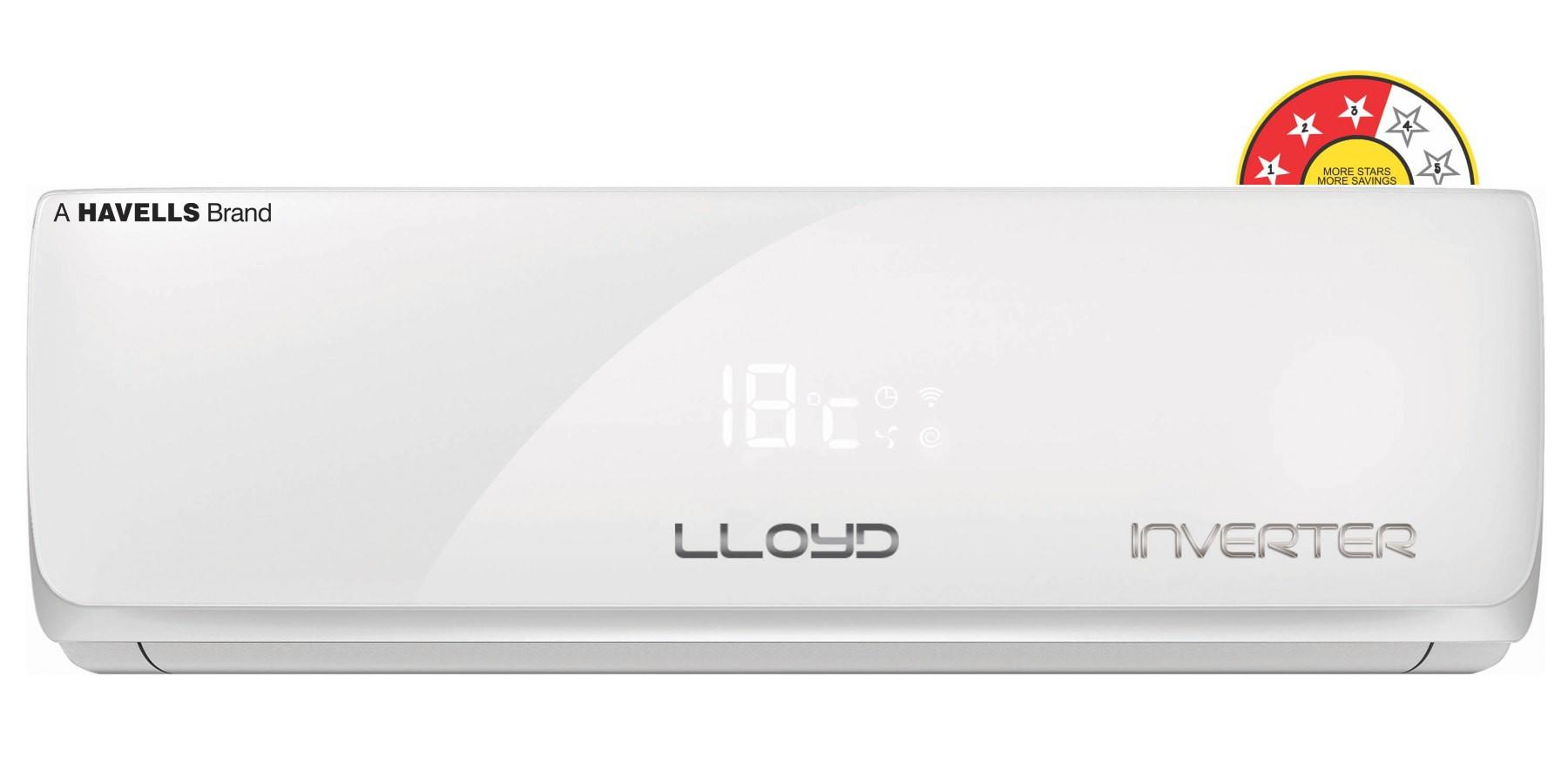 Buy Lloyd 1.5 Ton Split Inverter Air Conditioner Online - LS18I31BA