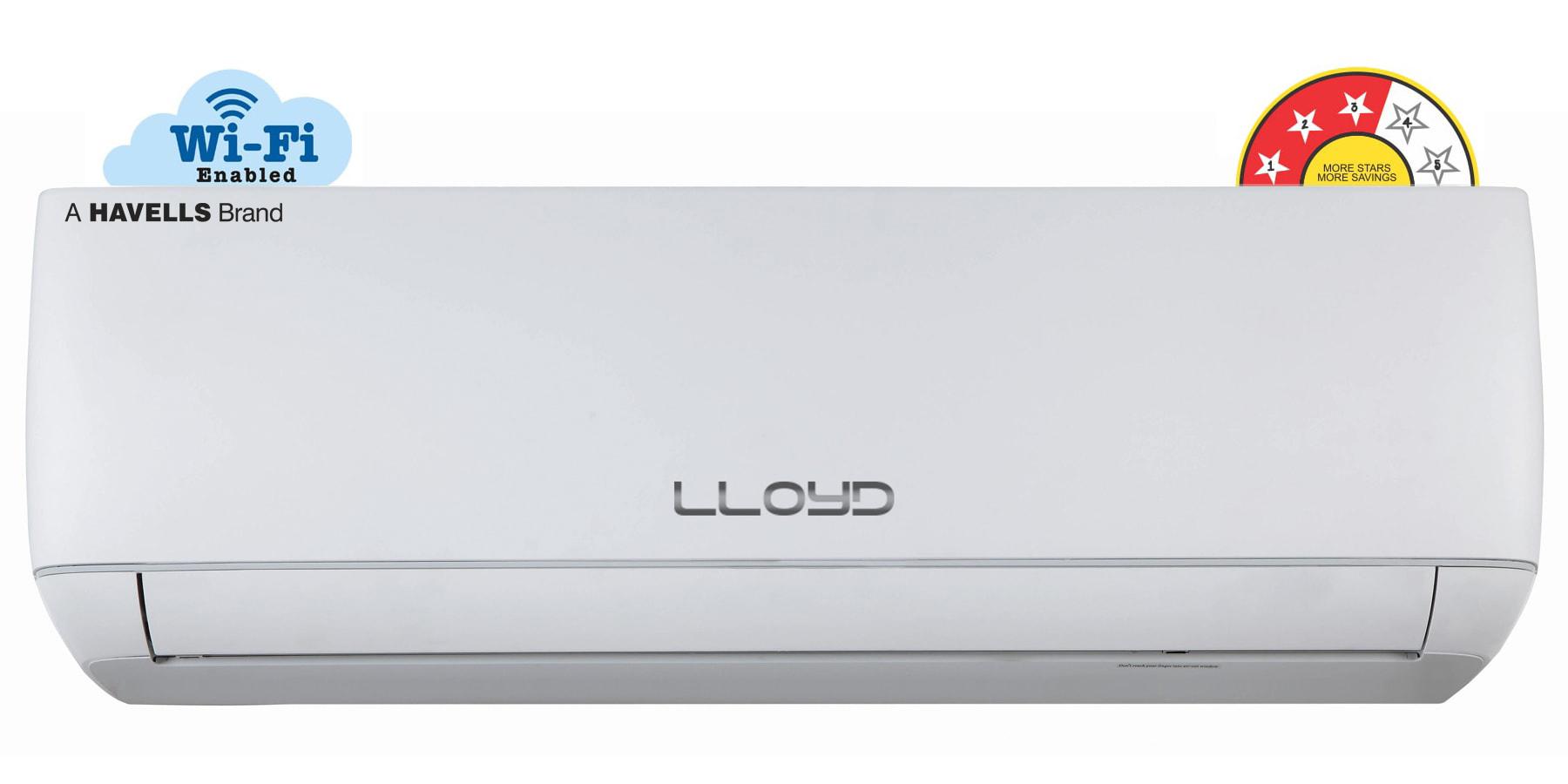 Buy Best Price Lloyd 1 Ton Split Air Conditioner Online - LS13B35JE
