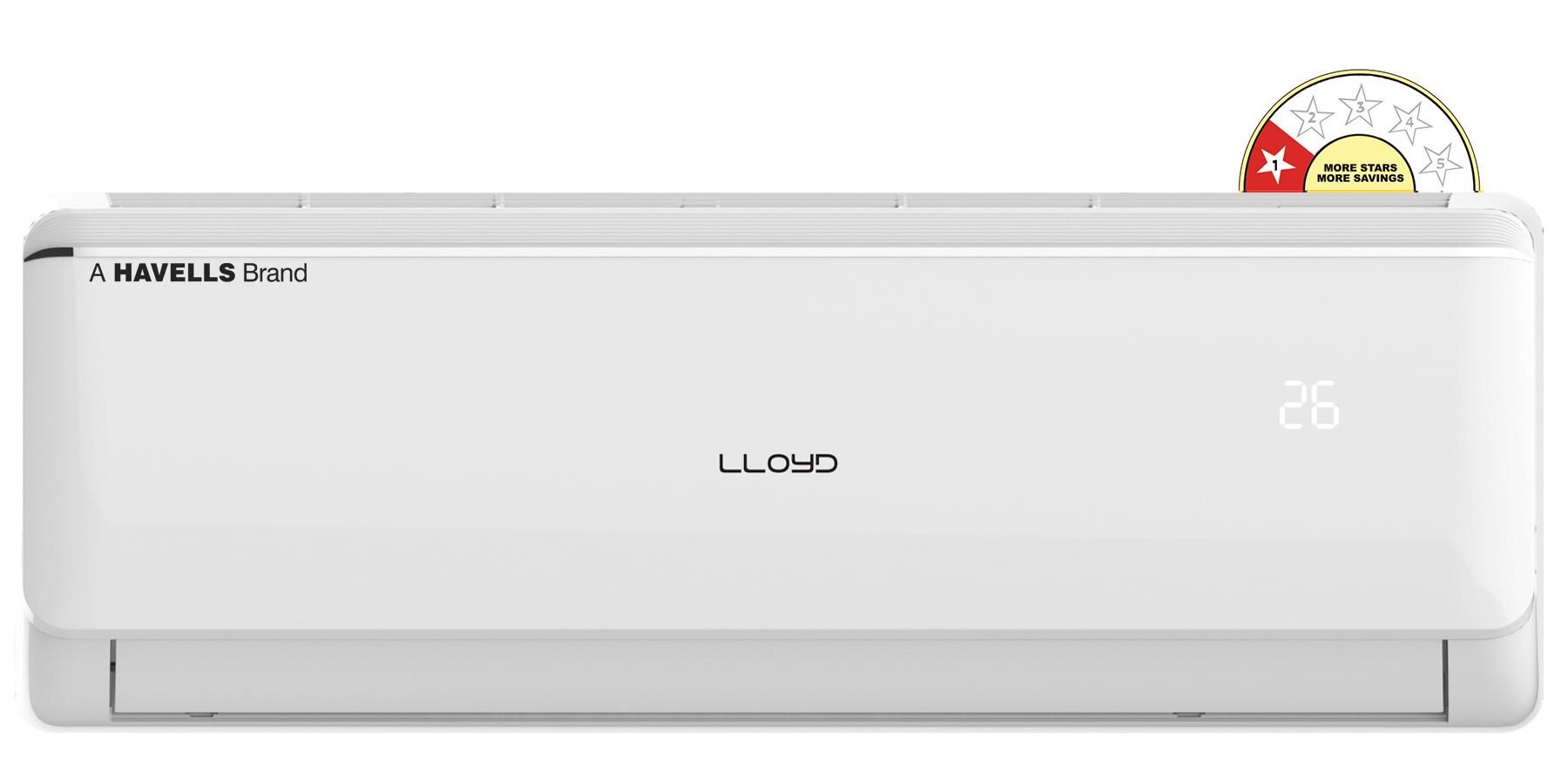 Buy Lloyd 1 Ton Split Air Conditioner Online - LS24A3FF-O
