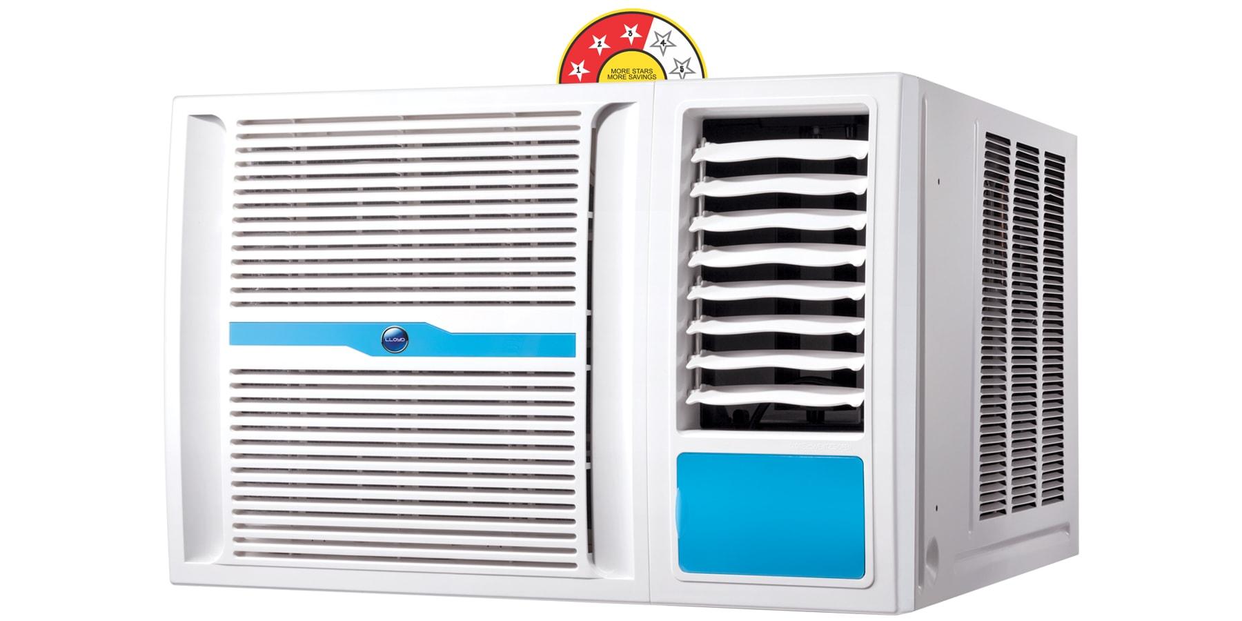 Buy Lloyd 1 Ton Window Air Conditioner Online - LW12A3F9